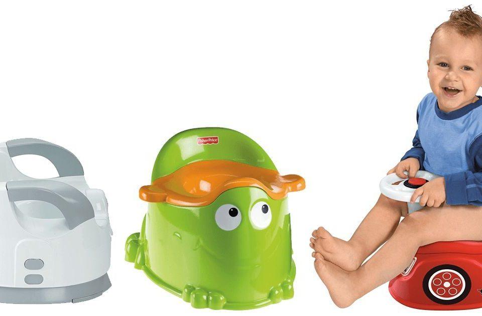 Toilettentrainer: so gelingt bei Kindern der Umstieg von der Windel aufs Töpfchen