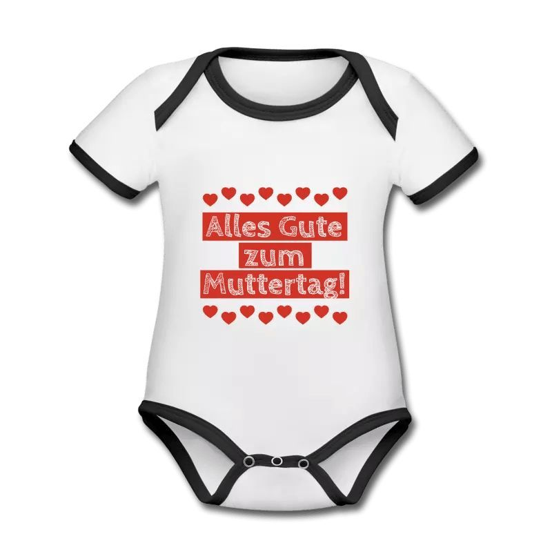 Muttertagsgeschenk Baby-Strampler