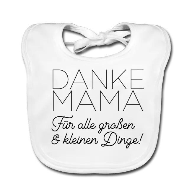 Danke Mama für alle großen & kleinen Dinge!