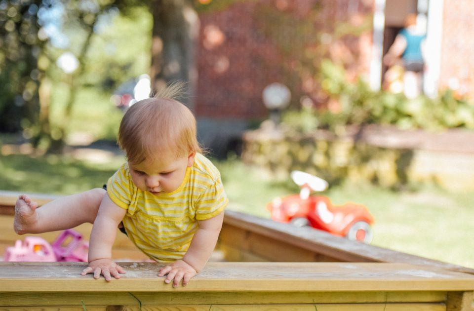 Gartenspielzeug: das beste Spielzeug für draußen