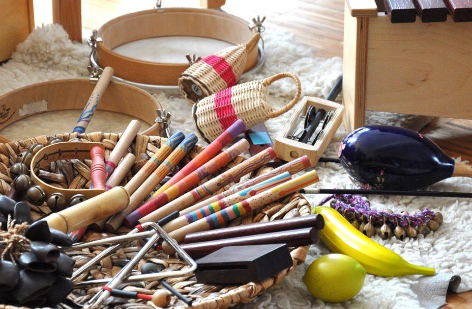 Percussions für Kinder