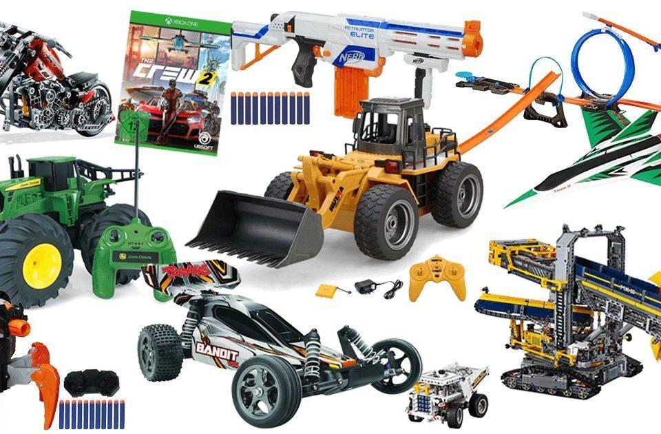 Spielsachen für Jungen