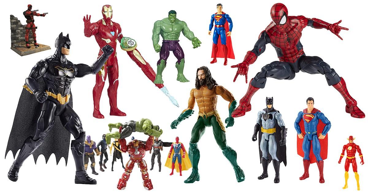 Comic Action & Spielfiguren : Herren Das Design ist sehr