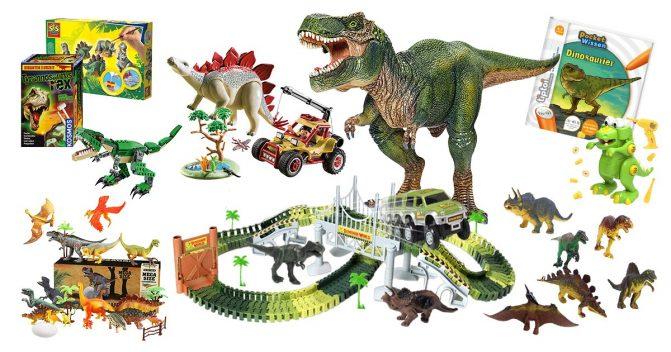 Dinosaurier Spielzeug für Kinder