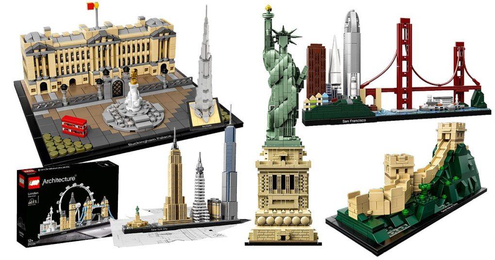 LEGO Architecture Bausätze