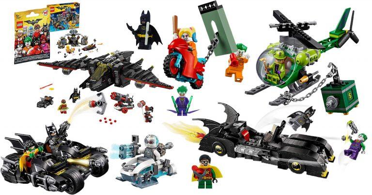 LEGO Batman Figuren & Bausätze