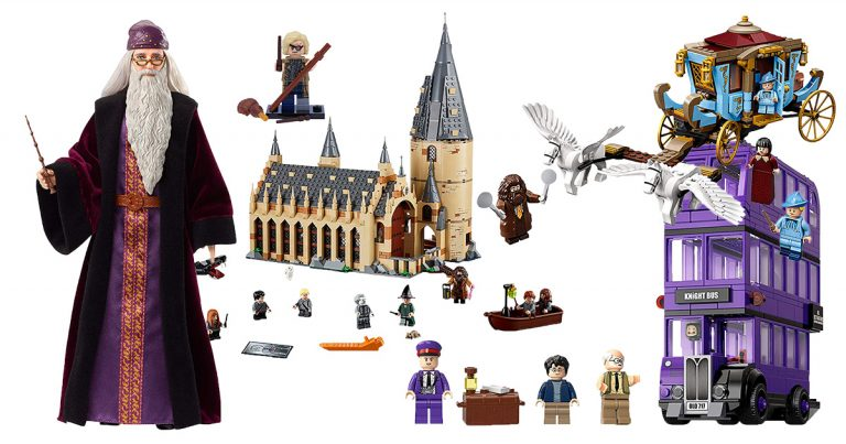 LEGO Harry Potter Bausätze