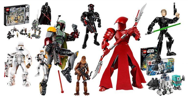 Star Wars Figuren Lego