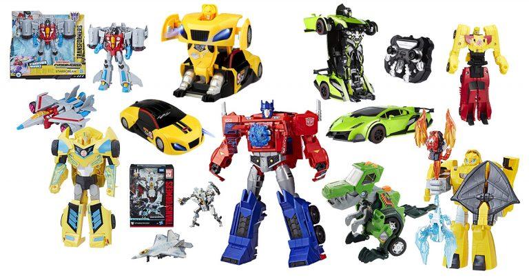 Transformers-Spielzeug für Kinder