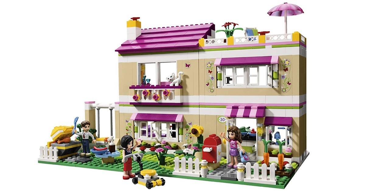 LEGO Friends Traumhaus