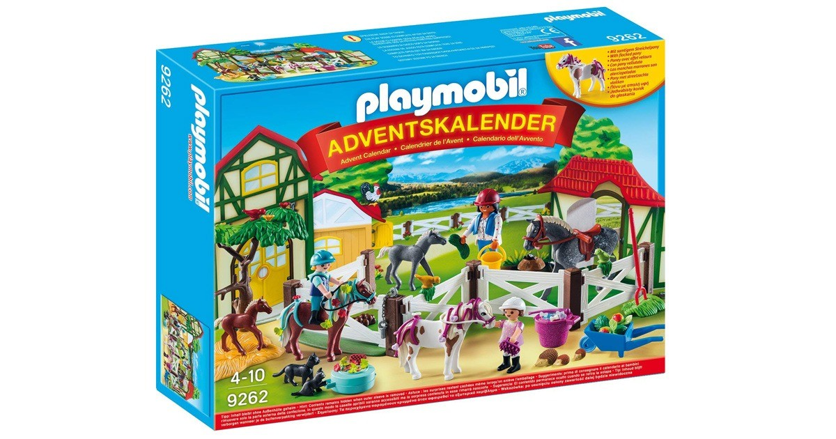 Adventskalender von Playmobil