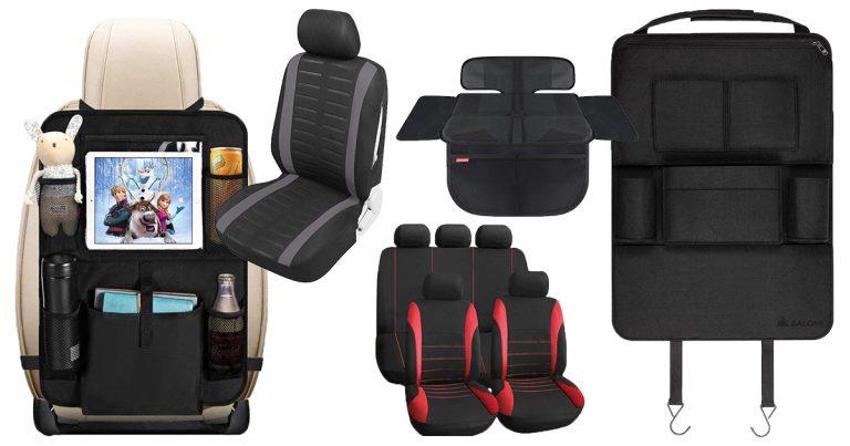 Autositzbezüge fürs Familienauto