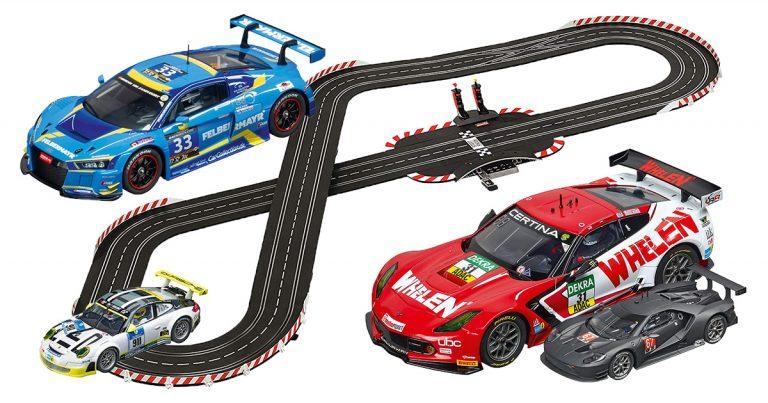 Rennbahnen & Autos von Carrera Digital 132