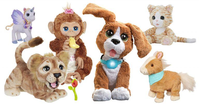FurReal-Friends von Hasbro