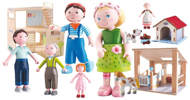 Haba Little Friends Spielfiguren