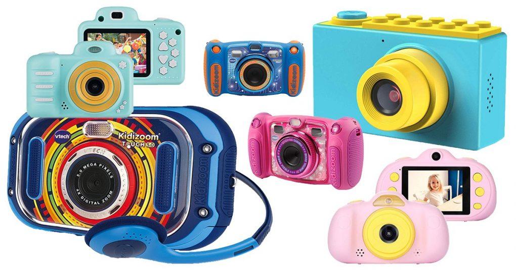 Kameras speziell für Kinder