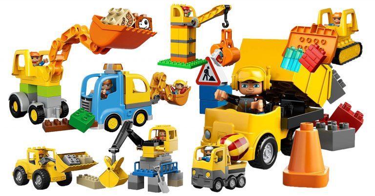 LEGO duplo Baustellen-Sets