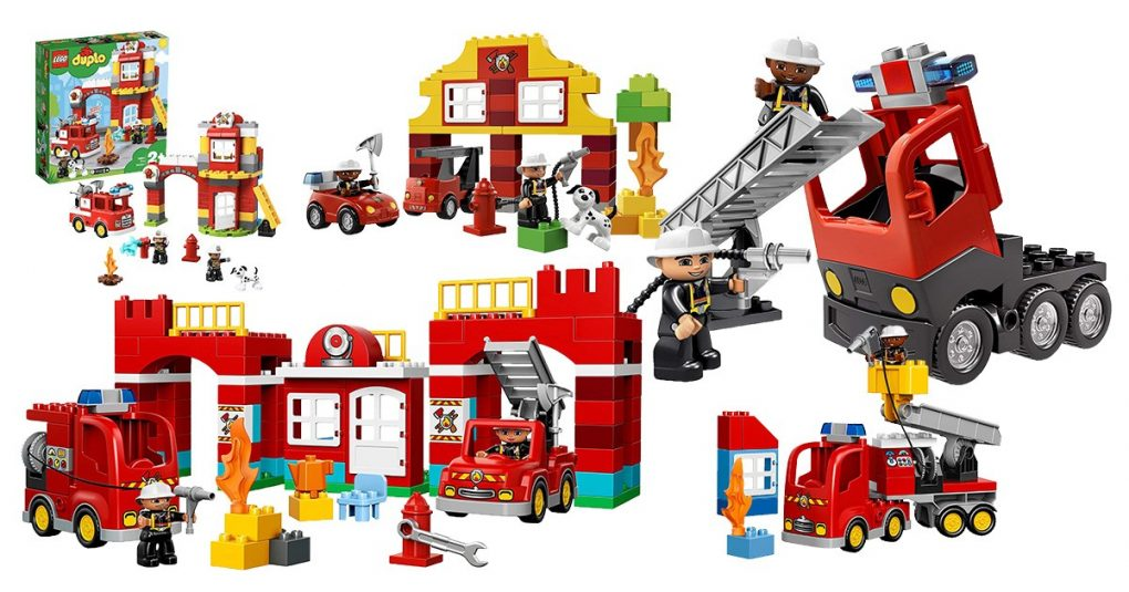 LEGO duplo Feuerwehren