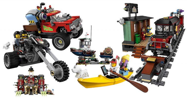 LEGO Hidden Side-Bausätze