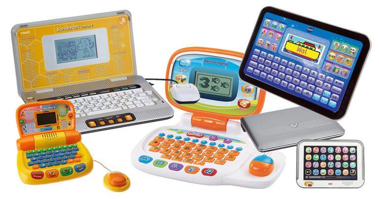 Lerncomputer für Kinder