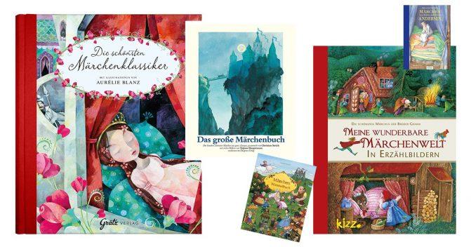 Märchenbücher für Kinder
