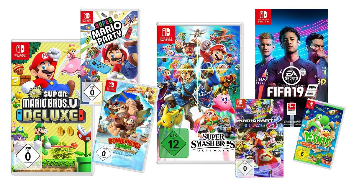 Die 9 Besten Nintendo Switch Spiele Fur Kinder Dad S Life