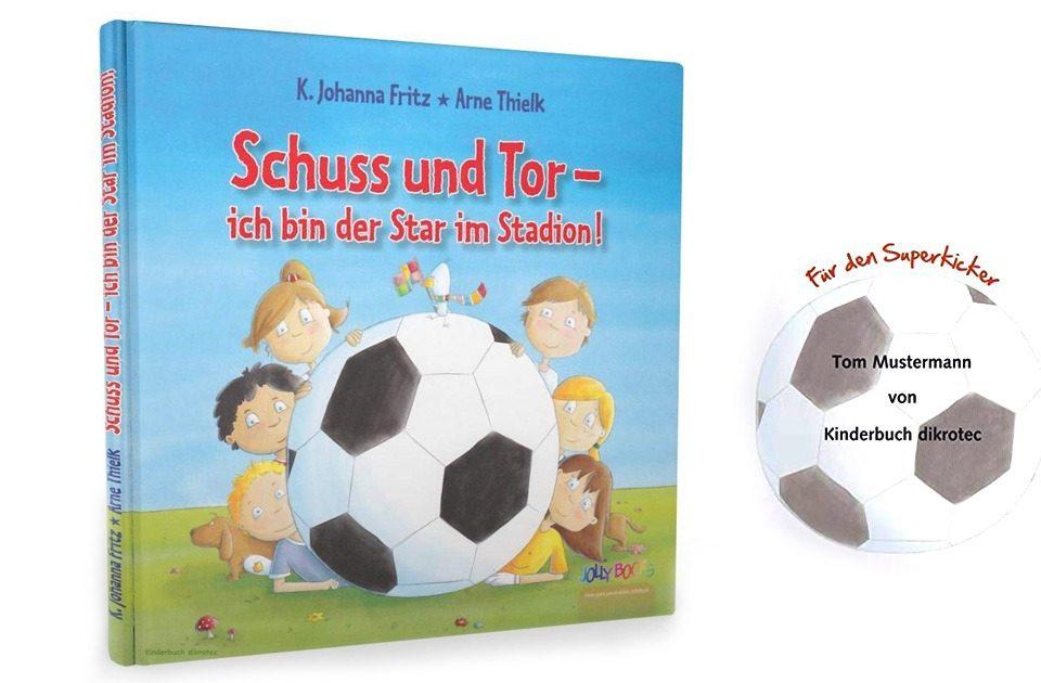 Personalisiertes Kinderbuch (Geschenkidee)
