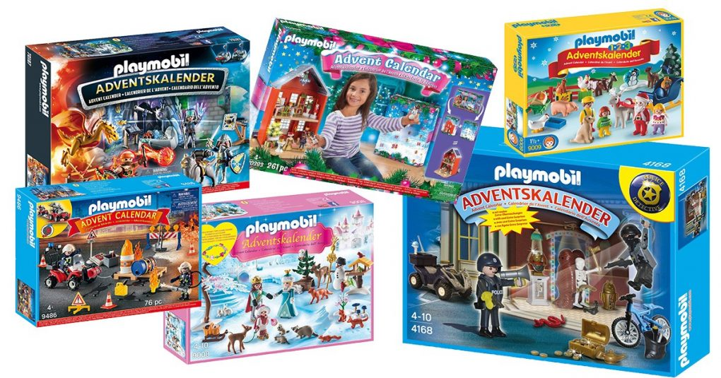 Playmobil-Adventskalender