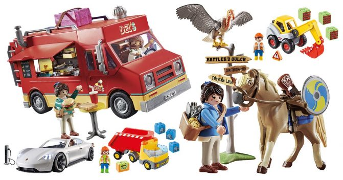 Playmobil-Neuheiten