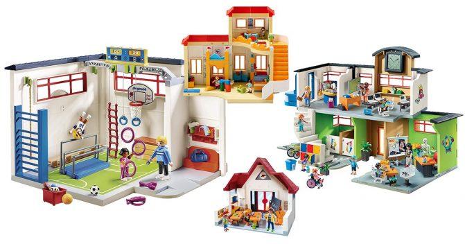 Playmobil-Schulen