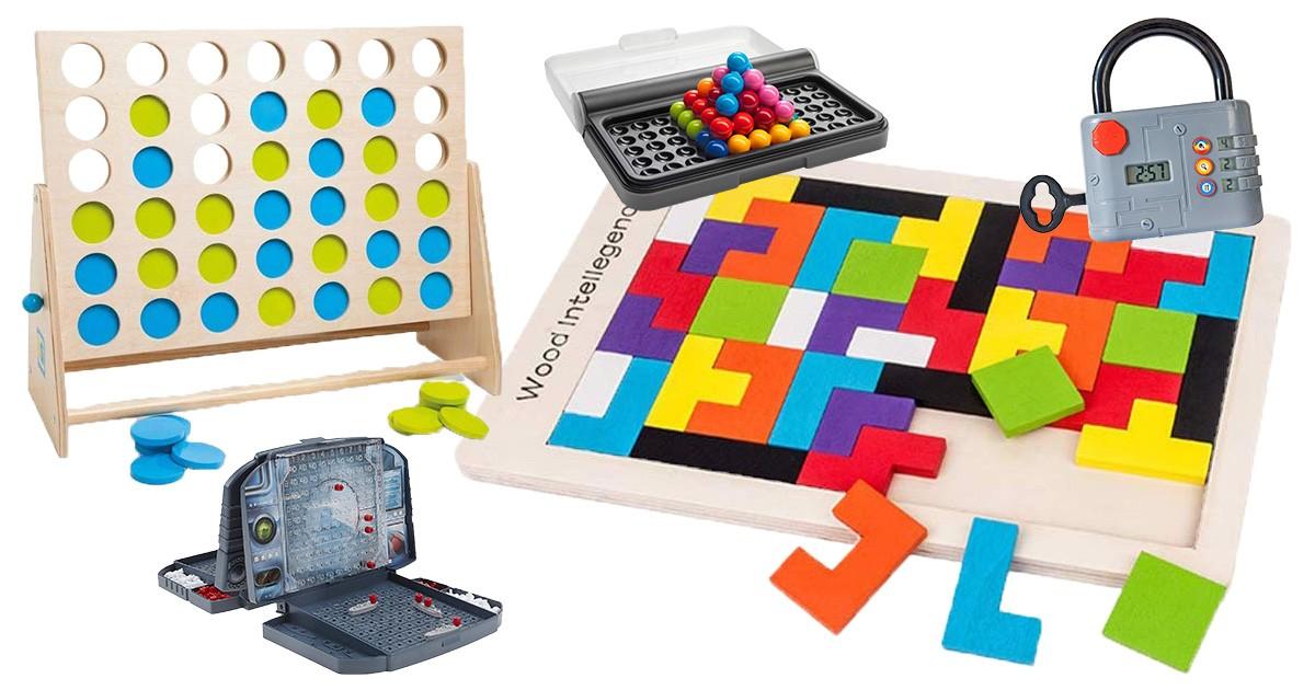 Rätselspiele für Kinder