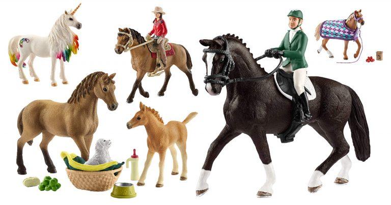 Schleich-Pferde