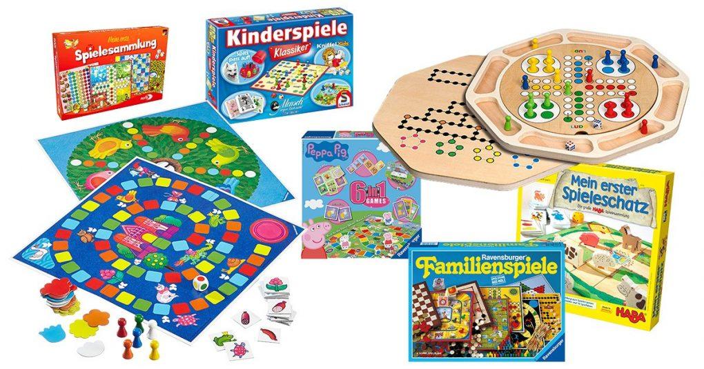 Spielesammlungen für Kinder