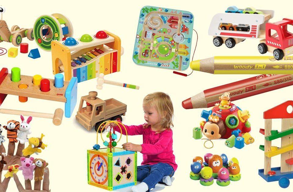 Spielzeug 1 Jahr