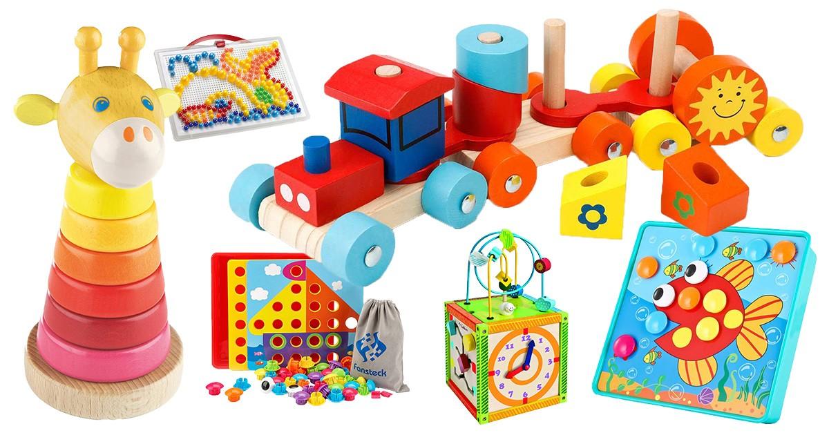 Steckspielzeug Mosaik Spielzeug Nägel Kinderspielzeug DIY Kinderspielzeug