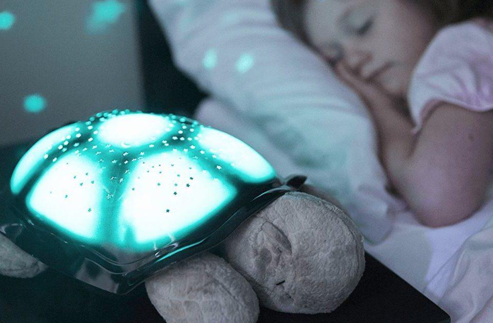 Nachtlicht für Kinder - CloudB Turtle