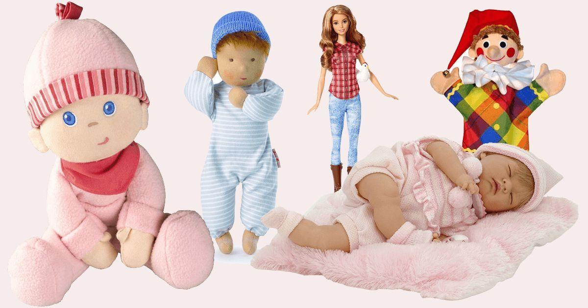2d7ad3c25e7b 42 empfehlenswerte Puppen für Kinder  Kaufberatung    Dad s Life
