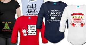 Weihnachts-Outfit Baby