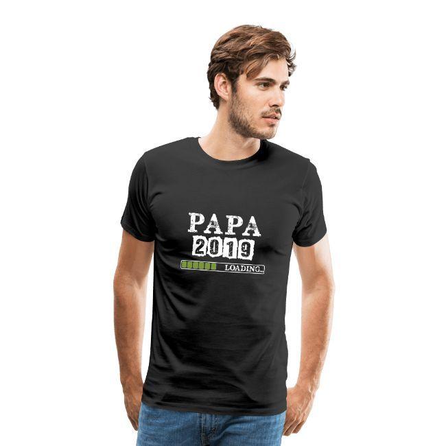 Mode für Papa mit lustigen Sprüchen, T-Shirt
