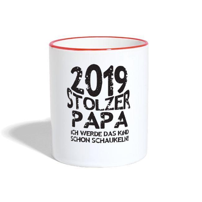 Tasse für Papa mit lustigen Sprüchen