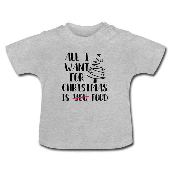 Babymode für Weihnachten, Baby T-Shirt