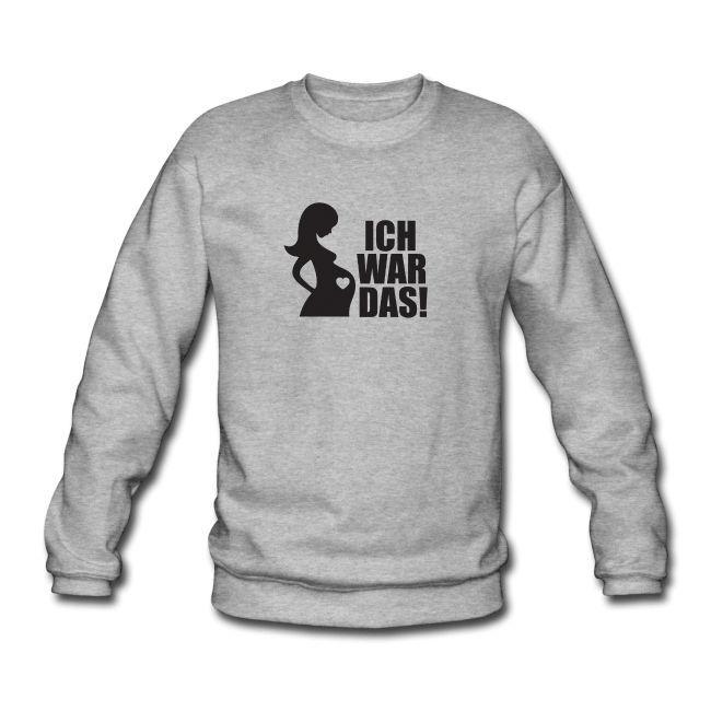 Mode für Papa mit lustigen Sprüchen, Pullover