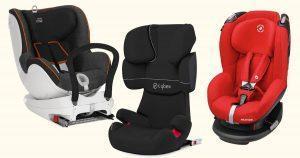 Kindersitze & Reboarder
