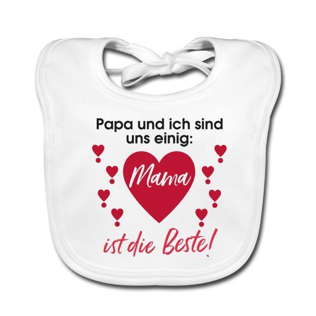Liebe Geschenk für Mama, Babymode
