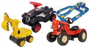 BIG Spielzeug (Bobby Car)