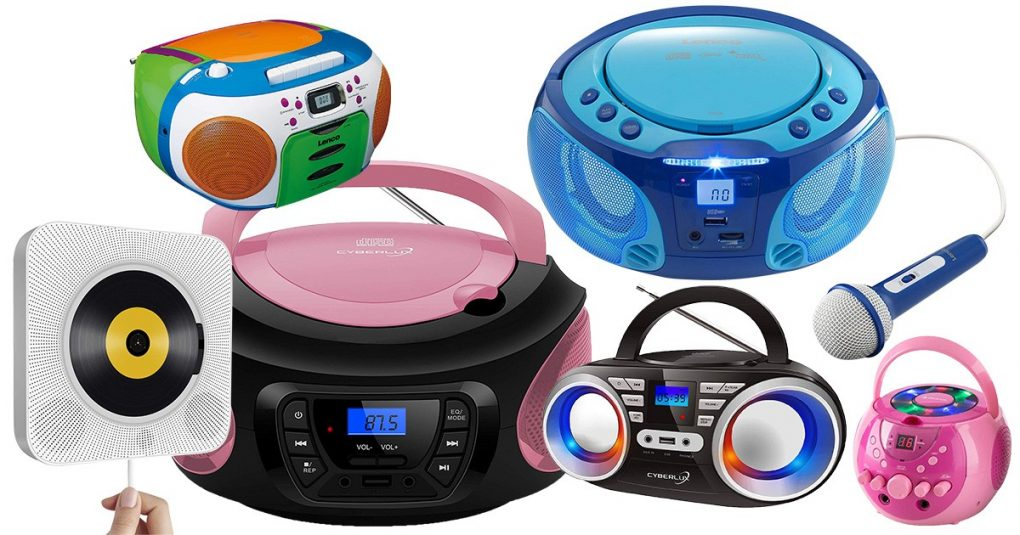 CD-Player für Kinder