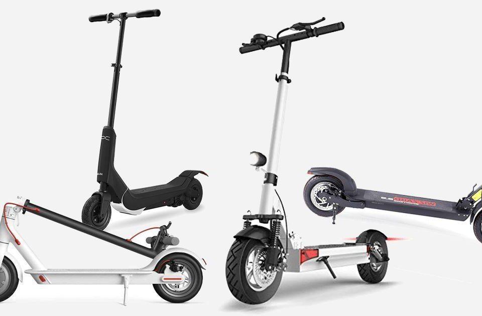 E-Scooters mit Straßenzulassung
