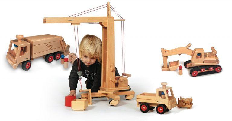 Fagus Holzspielsachen