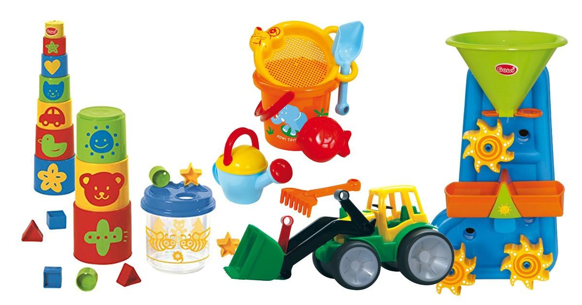 Die 6 besten Spielsachen von Gowi | Dad's Life