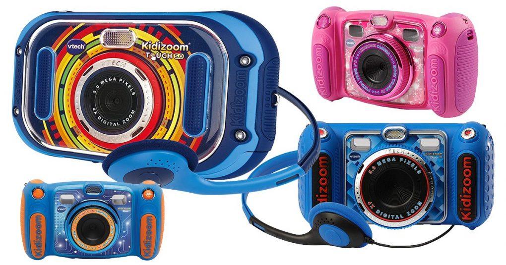 Kidizoom-Kameras